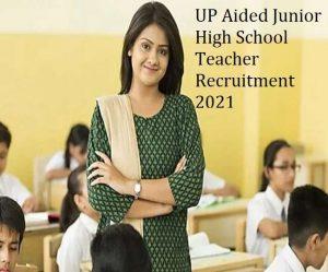 UP Assistant Teacher 2021