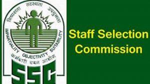 SSC CPO SI 2020 Paper II Exam Postponed