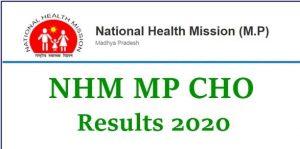 MPNHM CHO Admit Card 2021
