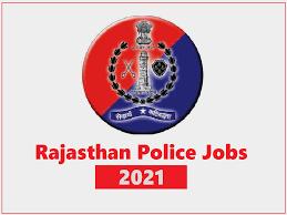 RPSC Rajasthan Police SI Online Form 2021
