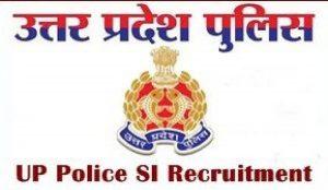 UP Police ASI Online Form 2021
