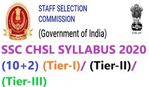 SSC CHSL 2020 Exam Date