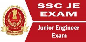 SSC Junior Engineer 2019 Paper II Admit Card 2021