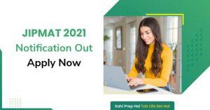 JIPMAT 2021 Online Form