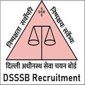 DSSSB Various Post Advt No. 05/2020 Admit Card