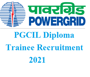 PGCIL Diploma Trainee Online Form 2021