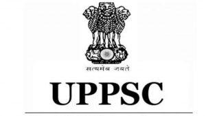 UPPSC Post Online Form 2021