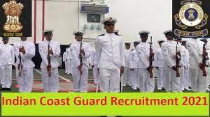 Coast Guard AC Admit Card 2021