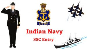 Indian Navy SSC Electrical Online Form 2021