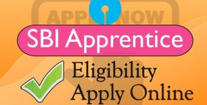 SBI Apprentice Online Form 2021