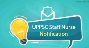 UPPSC Staff Nurse Online Form